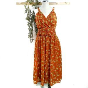 Aryeh Anthropologie Dress Size Medium